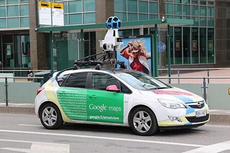 Google Maps ¡15 años!