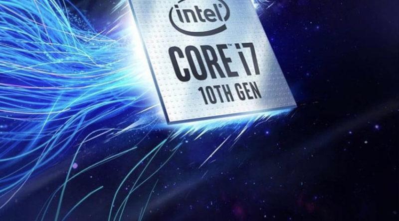Intel y su 10ma generación ¿Qué sabemos?