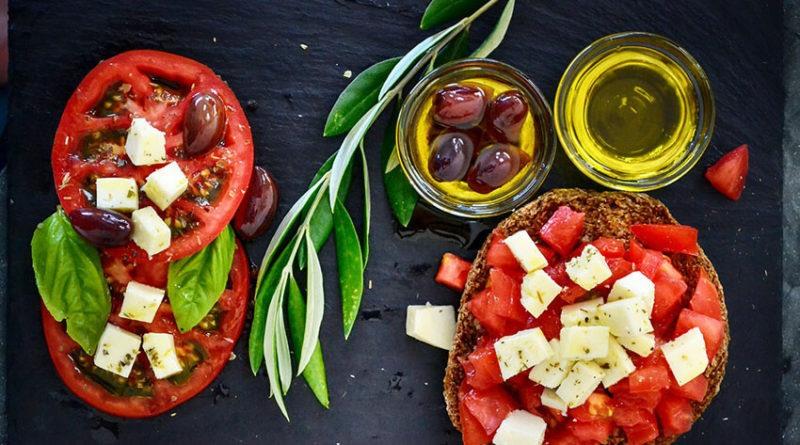 Relevancia de la dieta mediterránea