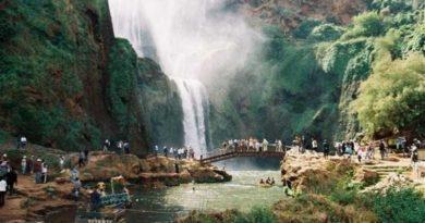 El Valle de Ourika y sus siete cascadas