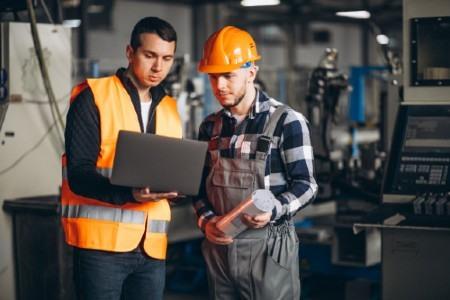 Digitalización de la cadena de producción y suministro