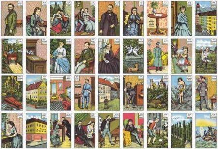 baraja cartas gitanas