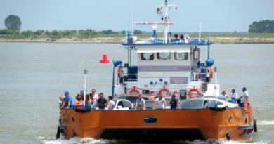 organizar viaje en ferry con niños