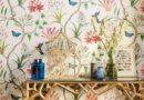 Consejos decorar con papel pintado