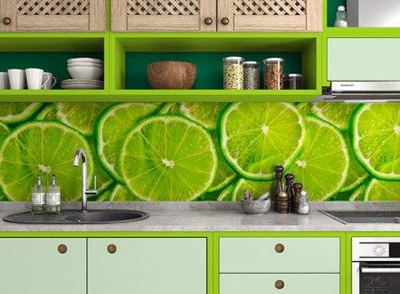 Ideas para decorar tu cocina con vinilos