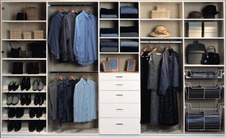 Ordena los armarios