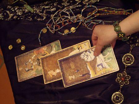 baraja de cartas del tarot más antigua