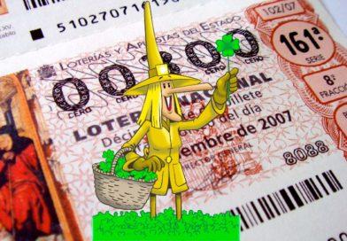 Lotería Navidad 2020 La Bruja de Oro
